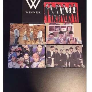 [√] WINNER / IKON / TFBOYS / VIXX / NCT / KARD LOMO CARD
