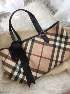 SALE Burberry Tote Bag