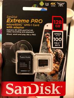 ScanDisk Class 10 Micro SD Card