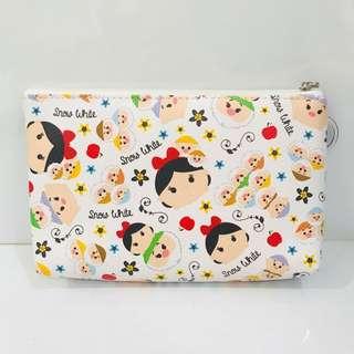 Tsum Tsum Snow white pencil case/ pouch