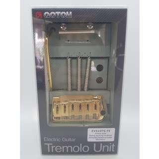 Gotoh EV510TS-FE Tremolo Unit - Gold