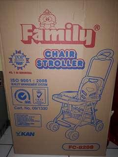 Family chair stroller ( murah banget )