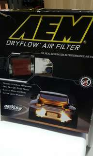 AEM dryflow Air Filter for 2013-2018 Forester