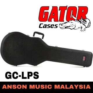 Gator GC-LPS Deluxe Molded Gibson Les Paul Electric Guitar Case