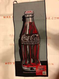 "Coca Cola wall hanging 15x30"" 可口可樂收藏品"