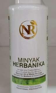 Nona Roguy Minyak Herbanika