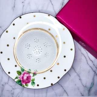 Royal Albert Tea Strainer