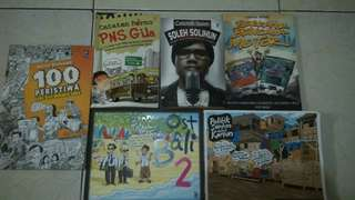 Beny & mice, novel konspirasi and etc