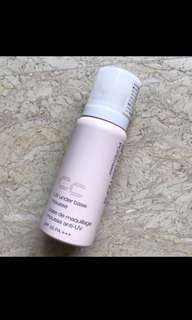 LARGE BOTTLE!! Shu Uemura Poreraser 50g in beige UV under base mousse SPF35+++