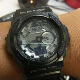 Casio G-SHOCK GA-150MF Black