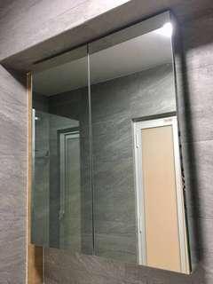 New IKEA Mirror cabinet with 2 doors