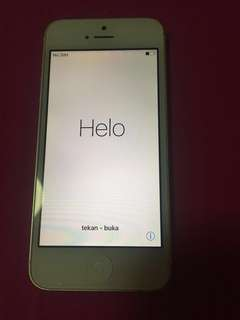 Rare! Iphone 5 16GB Silver
