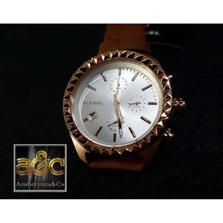 ✔️ DIESEL Ladies Chronograph Watch.