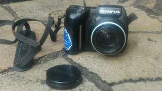 Kamera Olympus SP 500 uz
