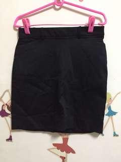 🚚 NET黑色短裙