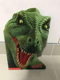 Roar! Tyrannosaurus Rex Book