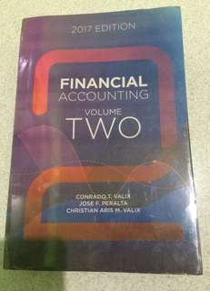 Financial Accounting 2 (FAR) 2017 - Valix