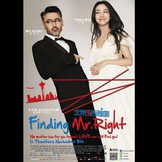 [Rent-A-Movie] FINDING MR. RIGHT (2013)