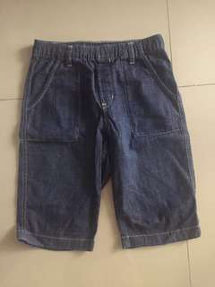 Uniqlo Chambray shorts