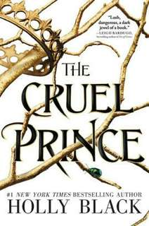 The Cruel Prince by Holly Black OFFHAND