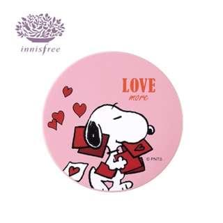 Innisfree No Sebum Mineral Powder Snoopy Limited Edition