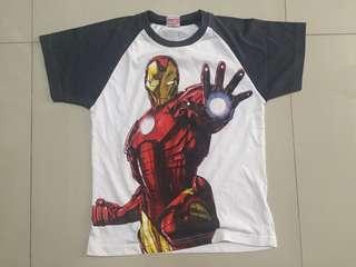 Marvel shirt / ironman shirt