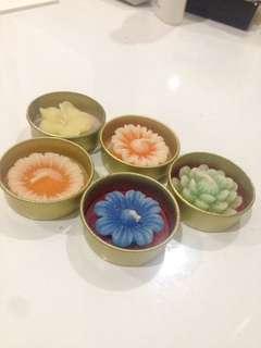 Lilin Bali ( 5 lilin = 1 harga )