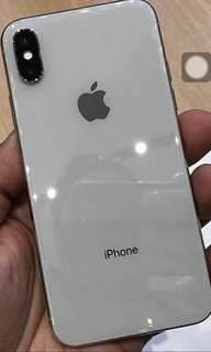 Iphone 10 Silver