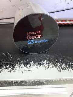 Samsung Gear S3 Frontier Promo Bunga 0%