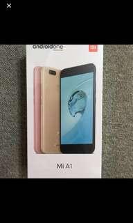 小米A1 Xiaomi Mi A1 電話 google phone 盒 box