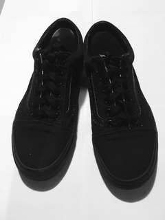 Vans Old Skool All Black