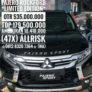 PROMO NEW MITSUBISHI PAJERO ROCKFORD LIMITED EDITION 4X2