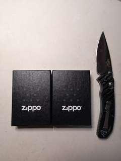 Zippo Lighter (Brass)