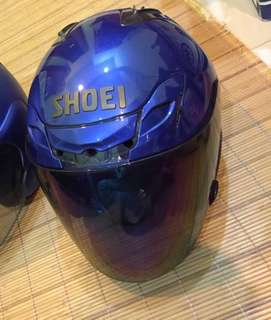 Shoei J Force 3 Royal Blue