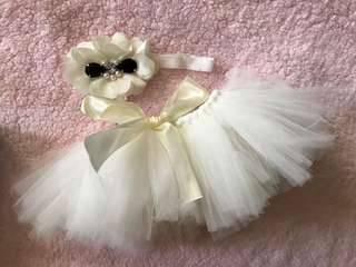 Headband and Tutu set