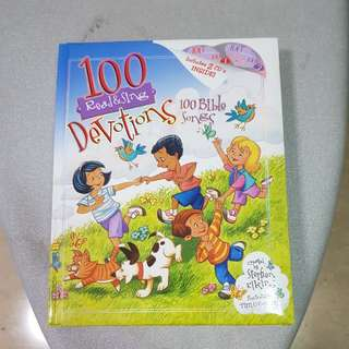100 Devotions with CDs