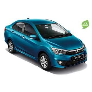 Perodua Bezza Pre Raya Promo,Full loan,No license