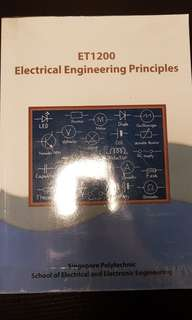 SP Electronic Engineering Principles 1 &2 (EEP)