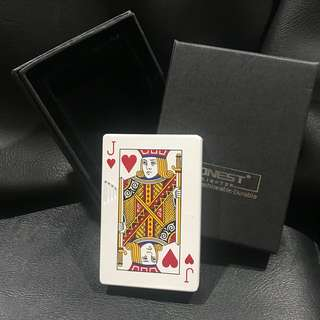 Poker card lighter (Jack)