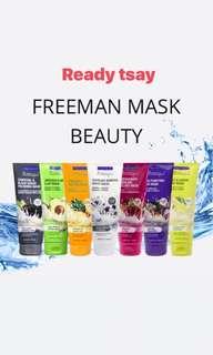Masker freeman