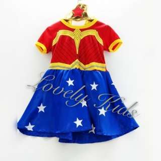 Wonder Woman  Girl dress