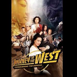 [Rent-A-Movie] JOURNEY TO THE WEST CONQUERING THE DEMONS (2013)
