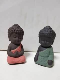 Baby Buddha statue (ornament)