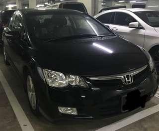 Honda FD 1.8