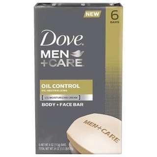 Dove Men+Care Oil Control Soap