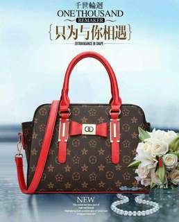 LV bag (sling & hand)