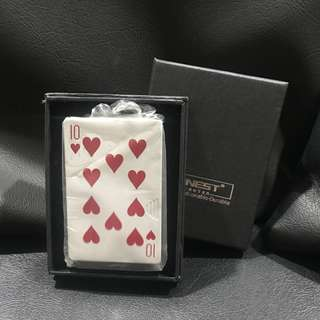 Poker card lighter (10)