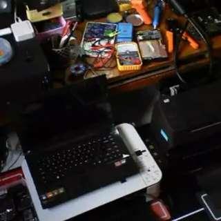 Terima Jasa Servis Komputer. Laptop, printer, bisa dipanggil
