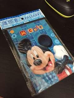 Mickey Passport Cover