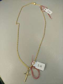 18k Gold Necklace